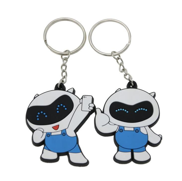 East Promotions custom shaped rubber keychains suppliers for decoration-1