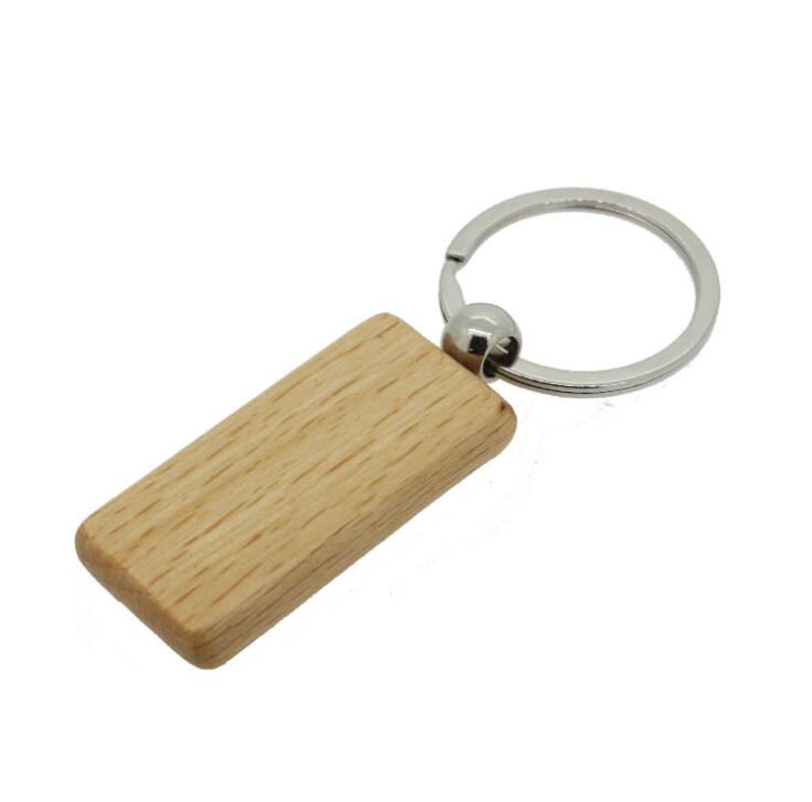 East Promotions new wood engraved keychain wholesale for key-1