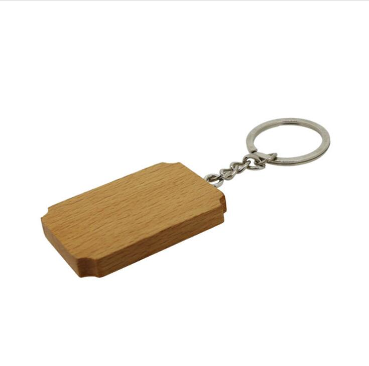 East Promotions new wood engraved keychain wholesale for key-2