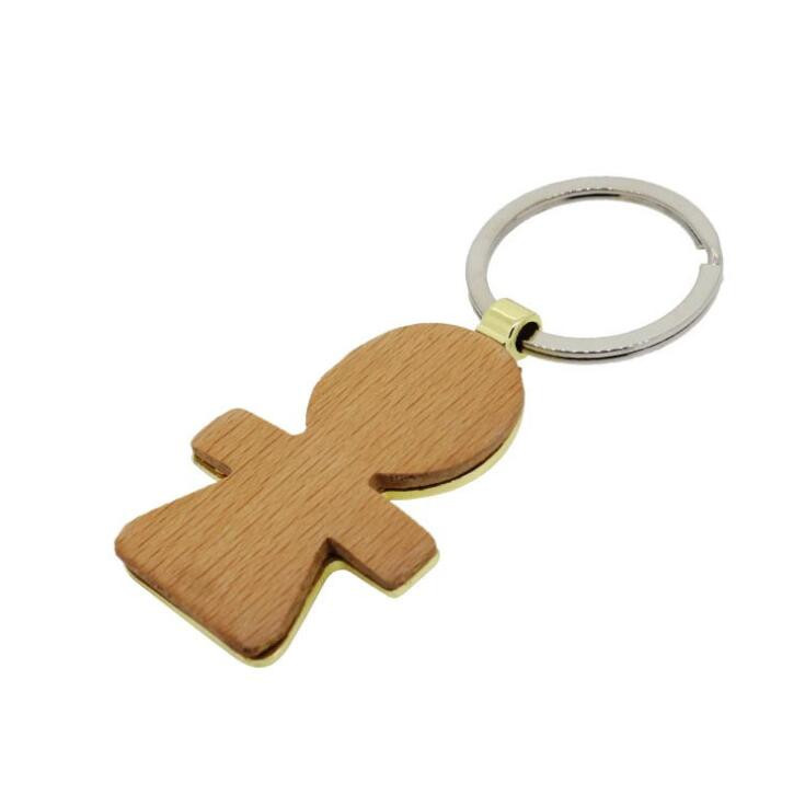 East Promotions hot-sale wooden keyring suppliers for key-2