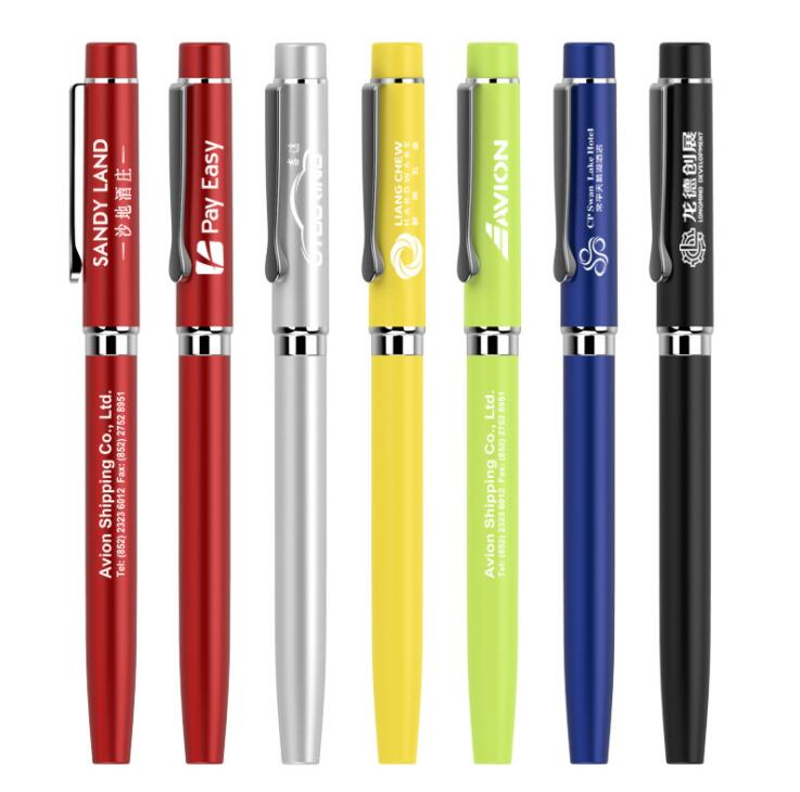 cheap metal writing pen company for giveaway-2