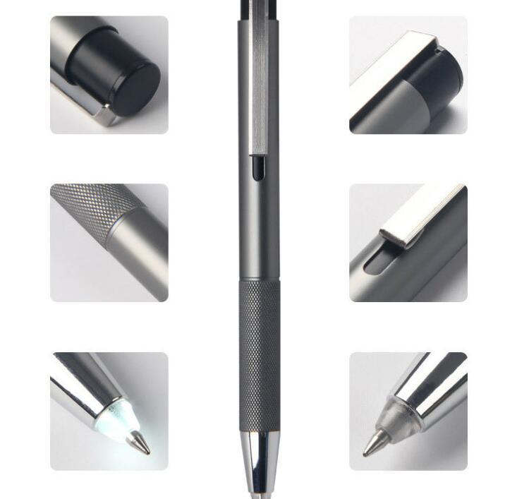 Promotional LED Light Metal Pen For Office