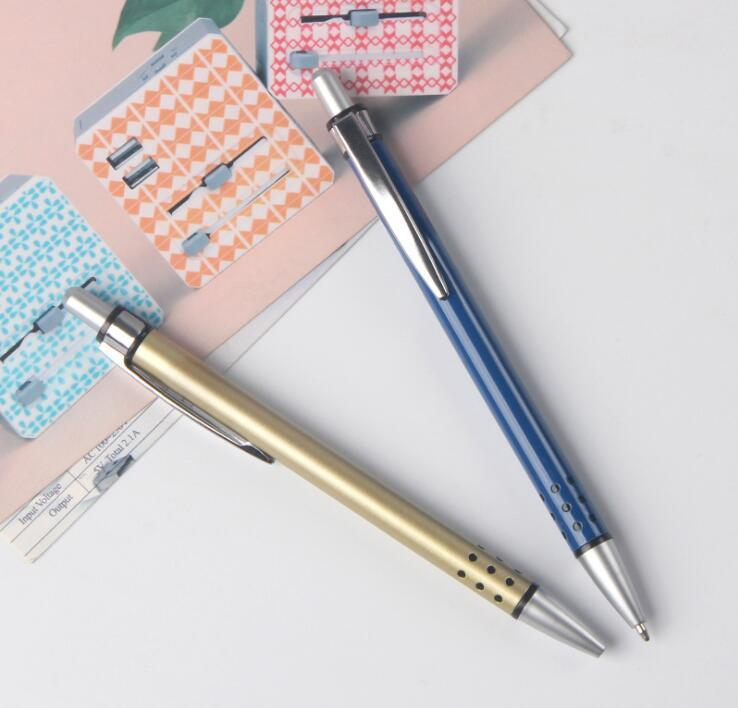 China Cheap Metal Pen With Customized Logo