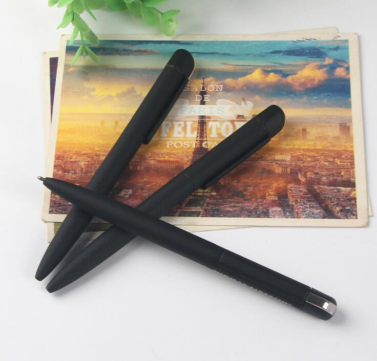 Rubber Finish Metal Ball Pen for Promotion