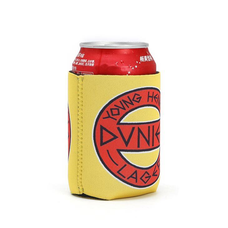 Factory Price Neoprene Can Cooler With Custom Logo