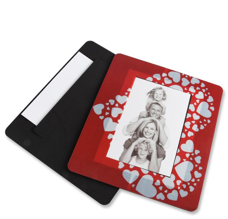 Photo Frame Mouse Pad Photo Inserted Mouse Pad