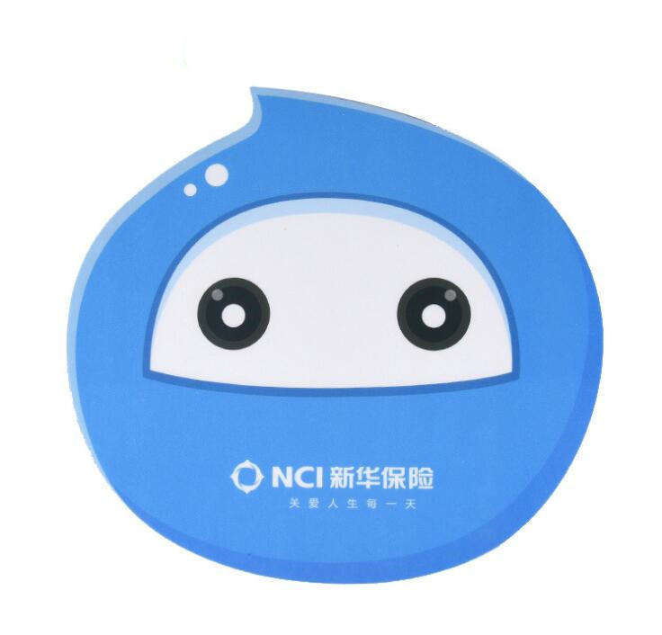 Customized Design Rubber Mouse Pad for Promotion
