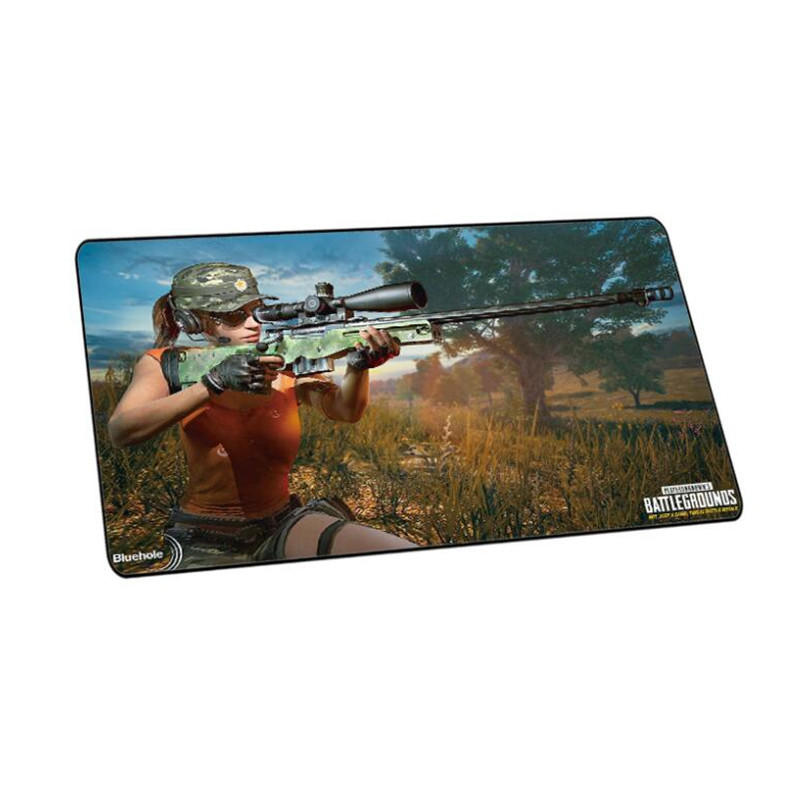 Custom Long Size Game Mouse Pad with Full color printing