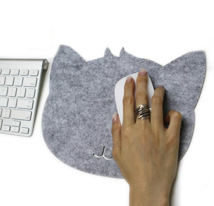 Wholesale Custom design Felt Mouse Pad for Promotional Gifts