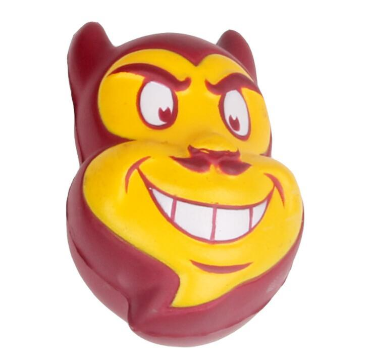 Cartoon  Shape  PU  Stress Reliever Toy For Promotional Gifts