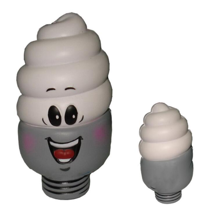 Lamp Shape Anti-Stress Toys for Promotional Gifts