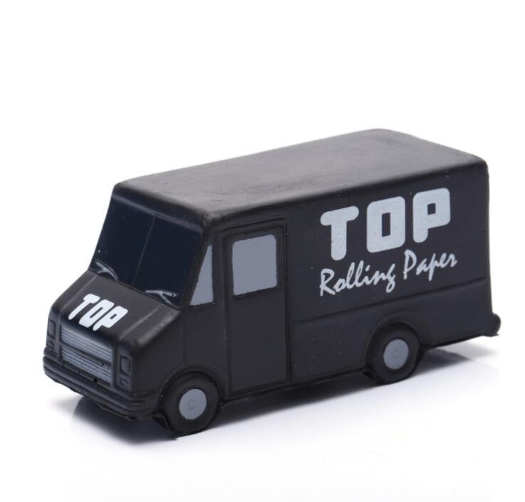 PU Anti Stress Toy Factory Supply Car Shape Toy