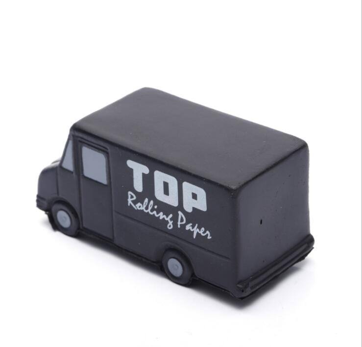 PU Anti Stress Toy Factory Supply Car Shape Toy