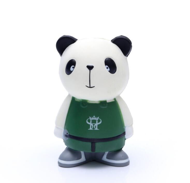 Panda Animal Design  Pu Anti Stress Toys for Promotional Gifts