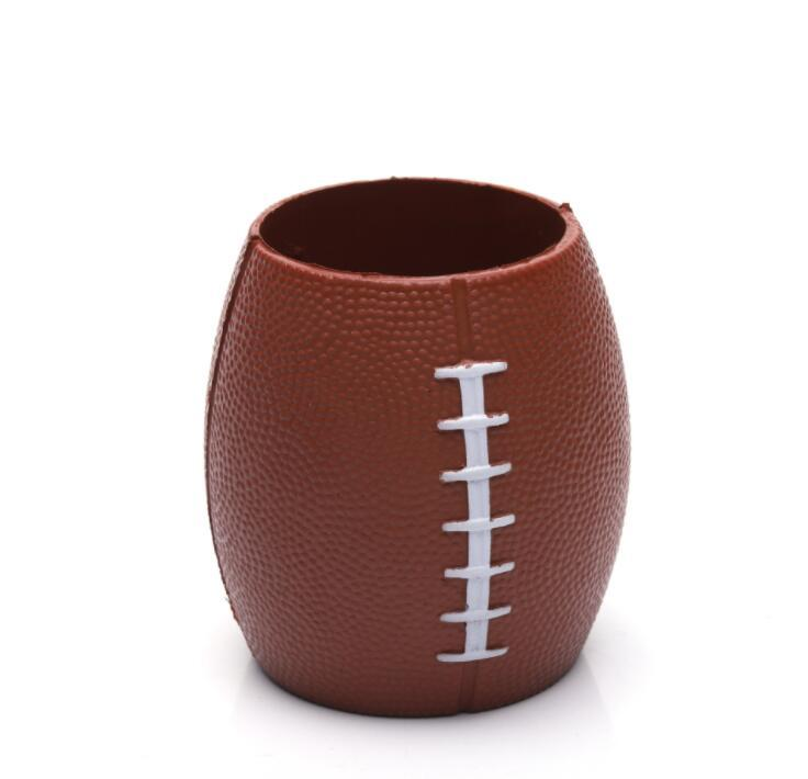 Eco-Friendly Pu Foam Baseball Cup Set Can Cooler Holder