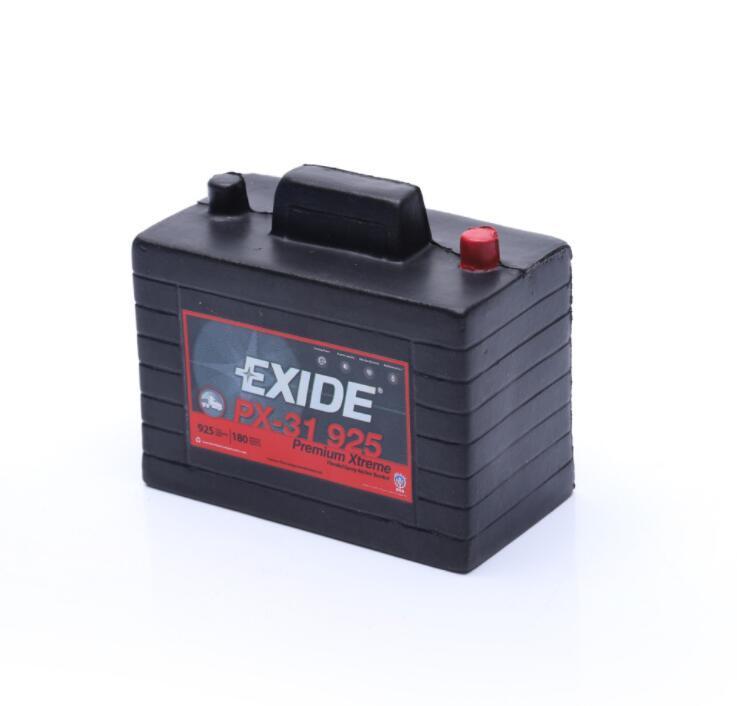 Factory PU Foam Stress Toys Storage Battery Shape