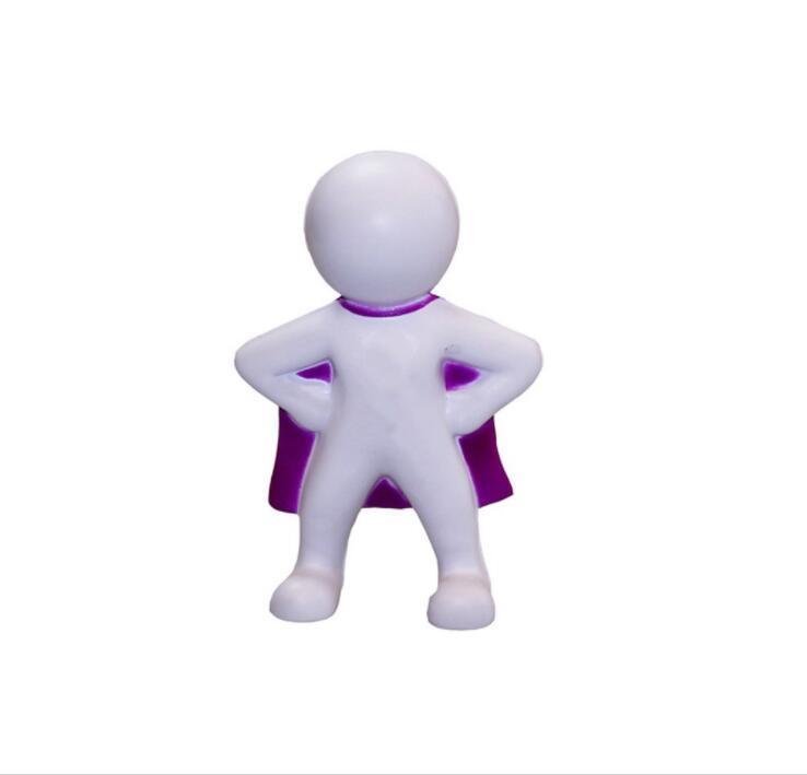 PU Foam Superman Stress Reliever Toy