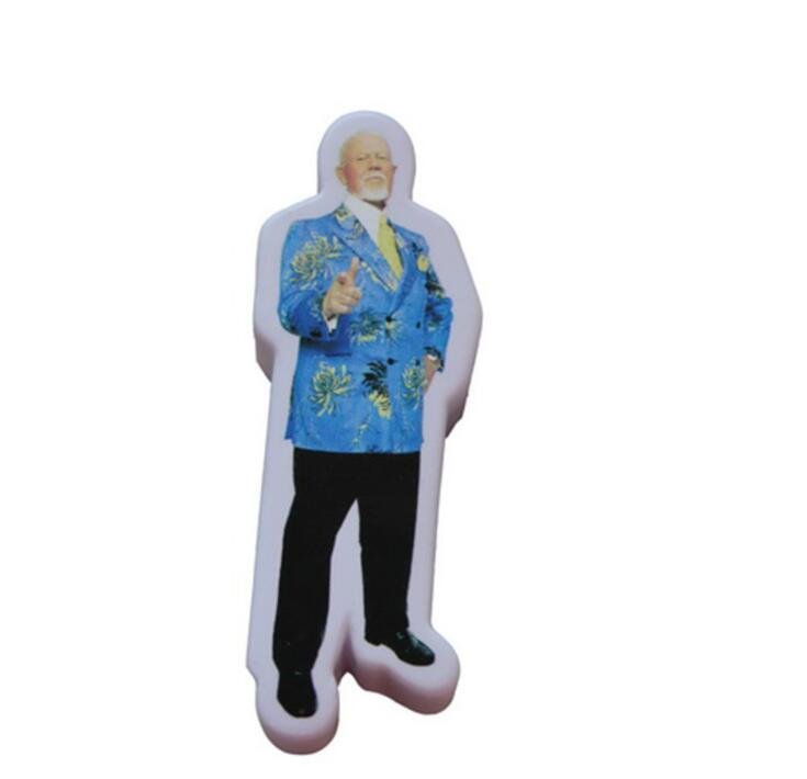 Man Shape PU Anti-stress Toy for Promotion Gifts