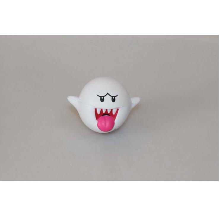 Cute Cotton Ghost Shape Stress Toy for Promotion