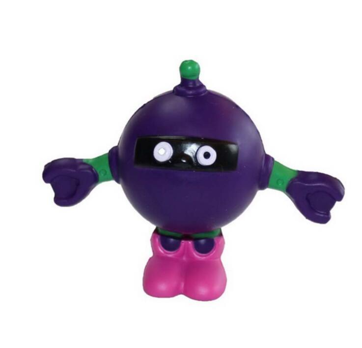 Made in China PU Stress Relieve Robot Shape Toy