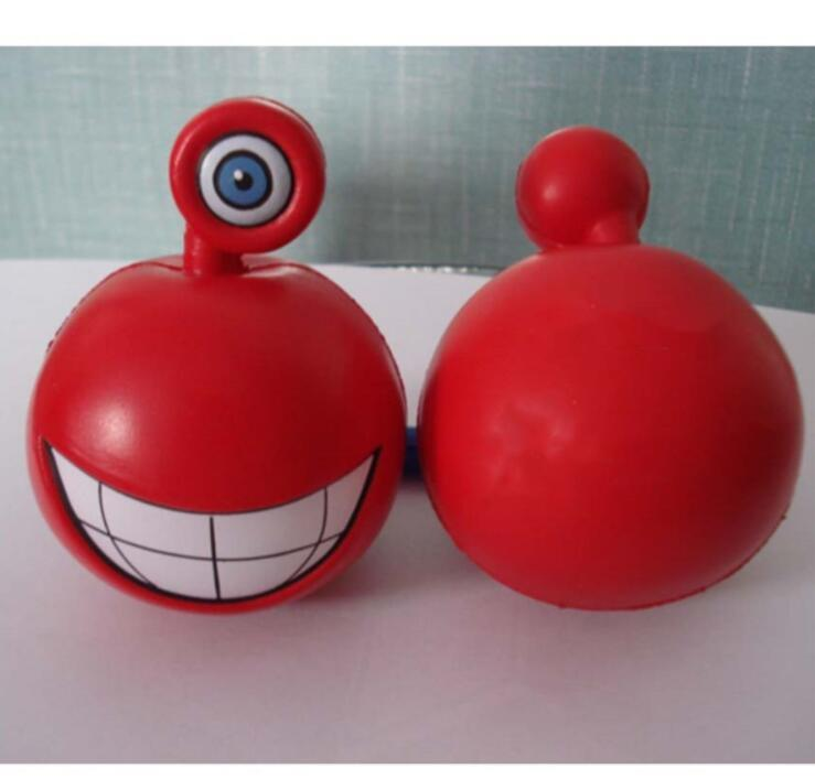 Promotional Custom Cheap PU Foam Stress Toy One-eyed Monster