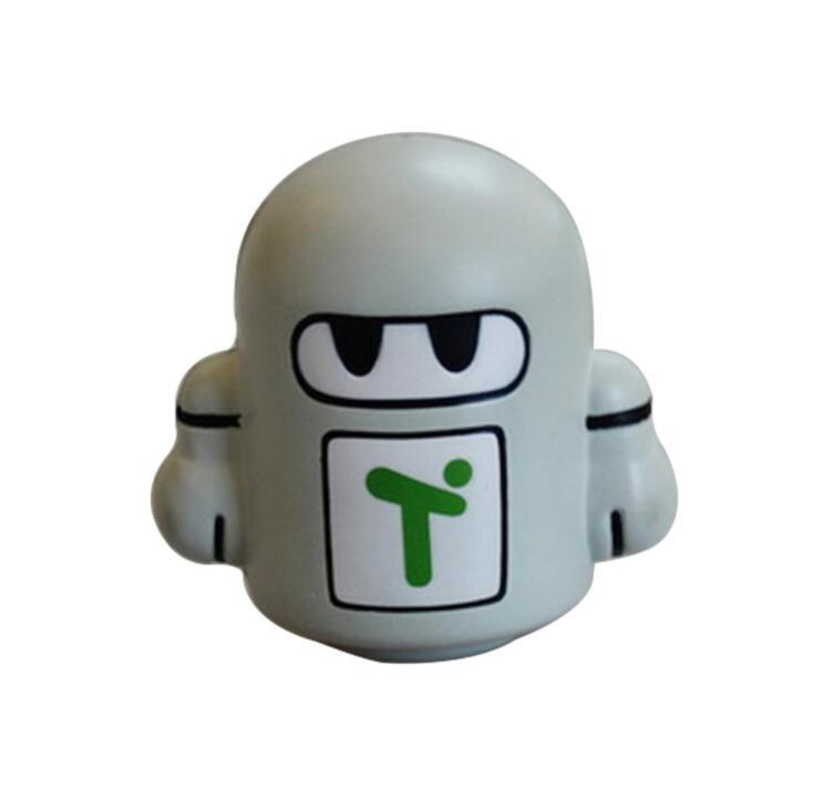 Wholesale Stress Ball PU Robot Stress Toys Supplier