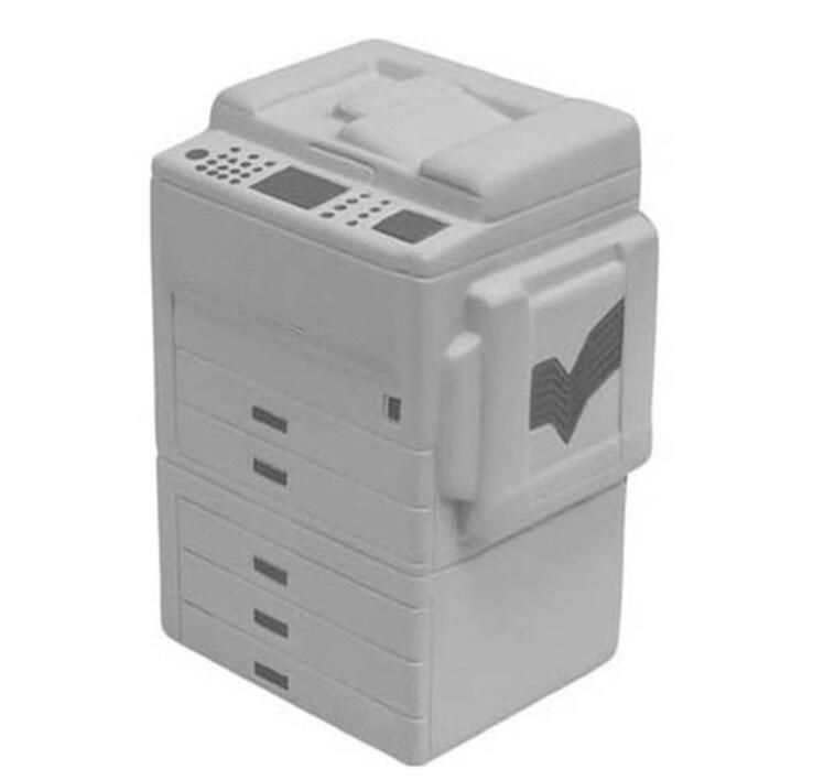 PU Foam Photocopier Shape Squeeze Stress Toy