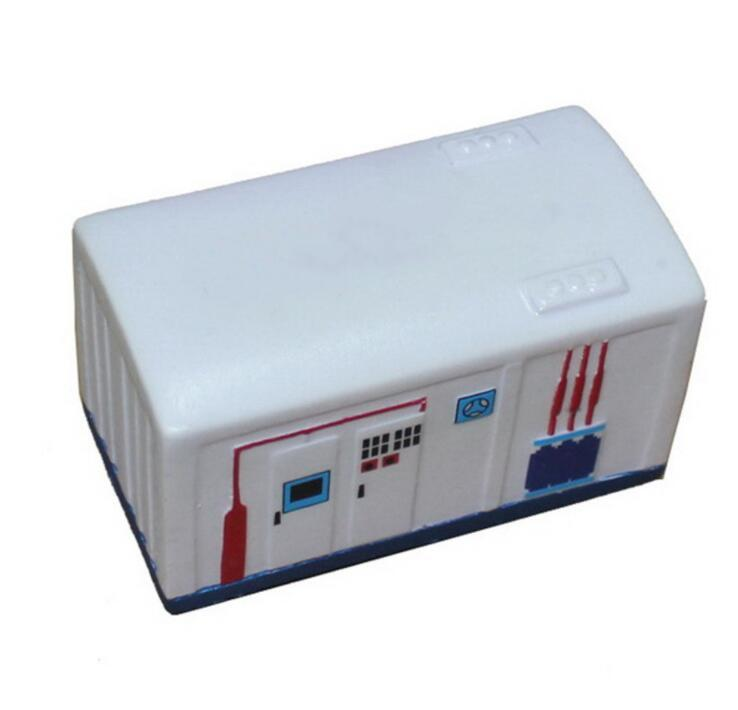 Promotional Stress Ball Electric Box Toy