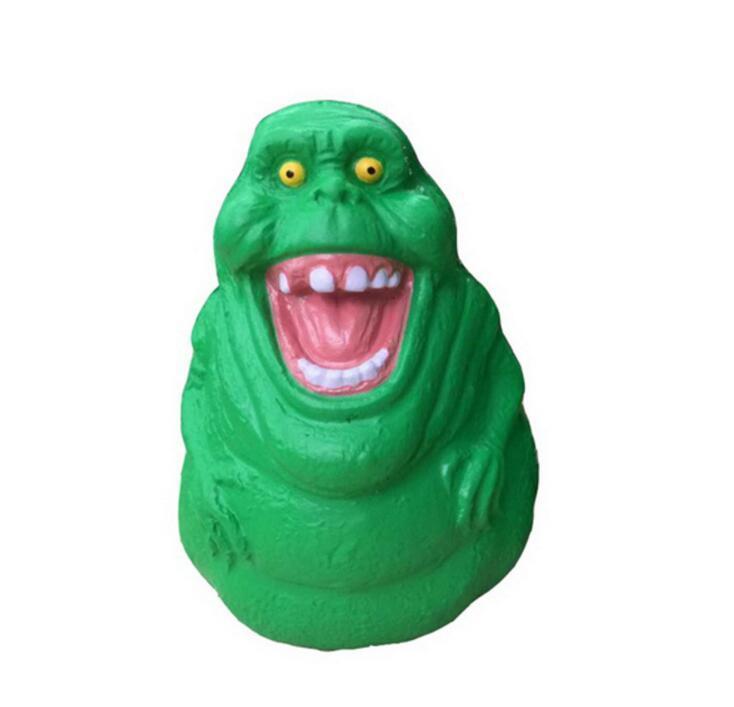 Custom Design PU Foam Stress Ball Monster Shape