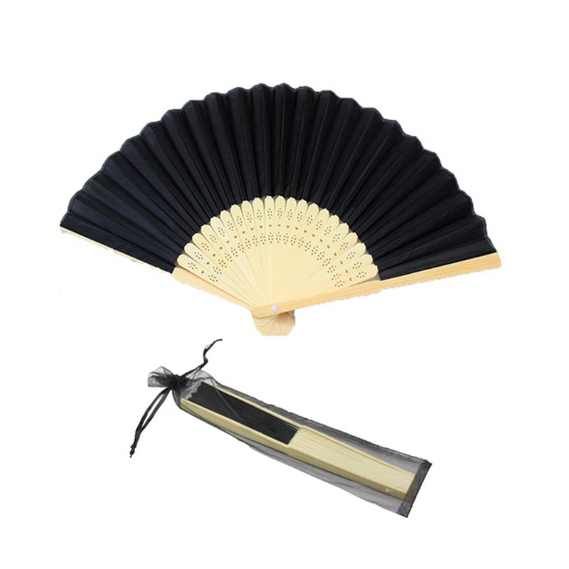 East Promotions high quality folding hand fan from China for decoration-1