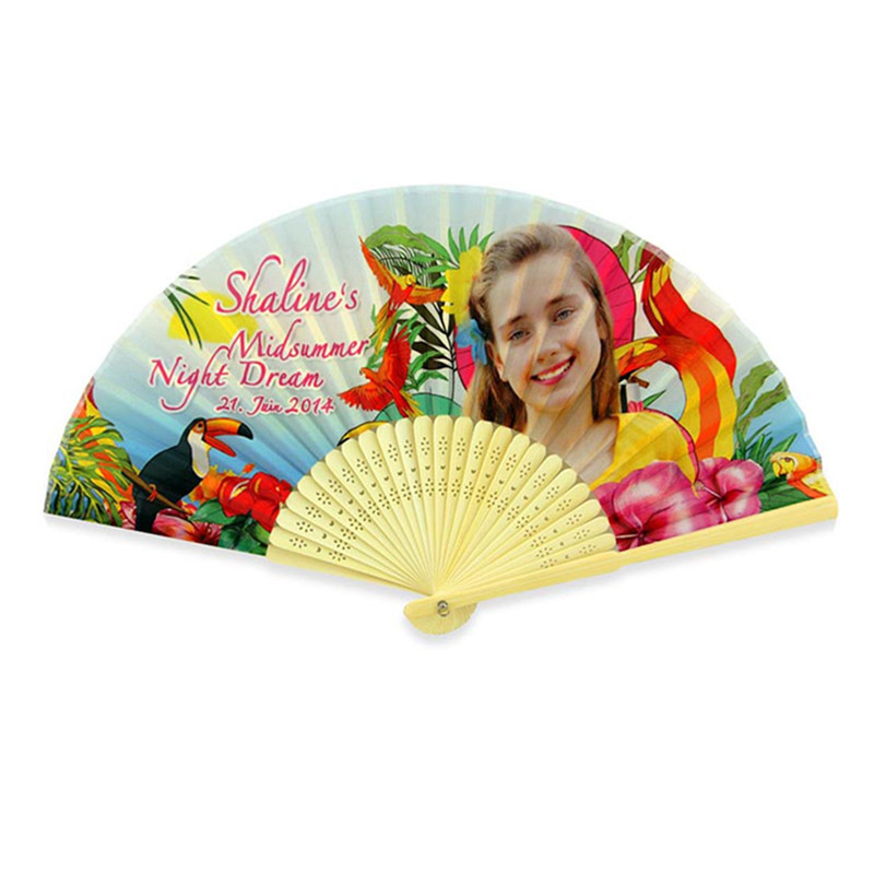 East Promotions paper hand fans inquire now for gift-2