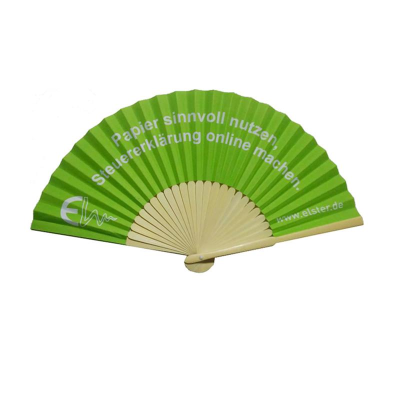 high quality bamboo hand fan manufacturer bulk production-1