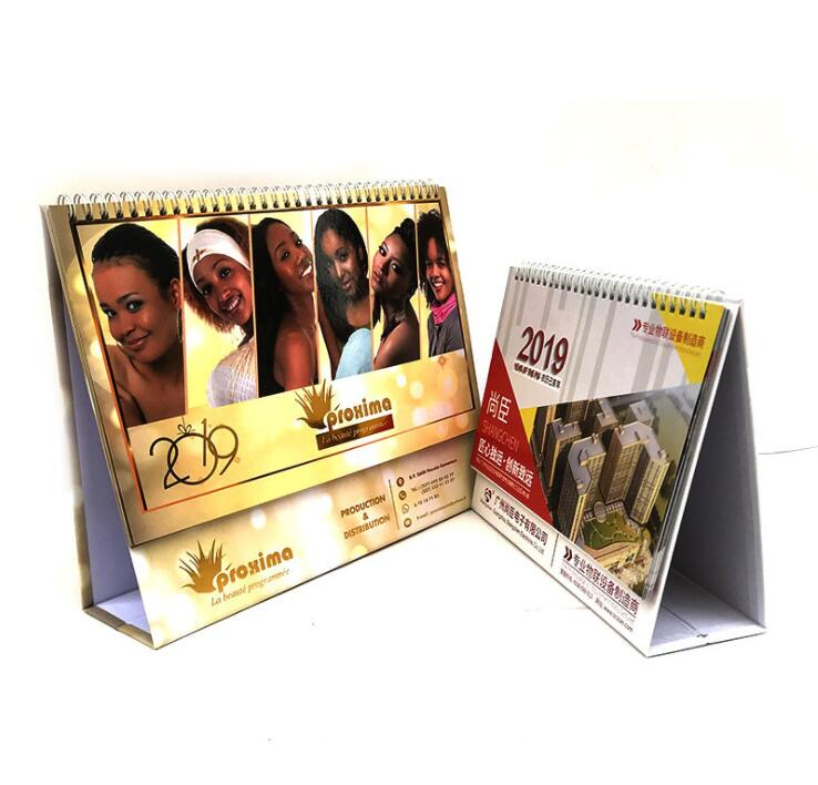 high-quality table calendar series for work-1