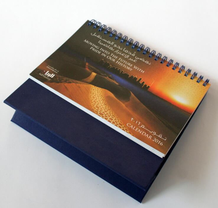 high-quality table calendar series for work-2