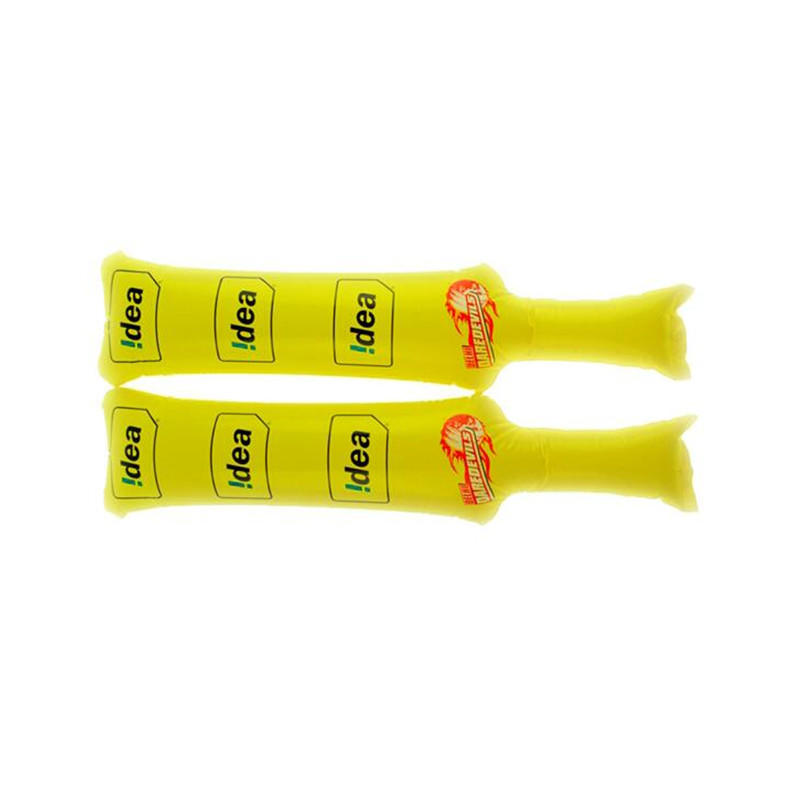 Promotion Inflatable Cheering Sticks Wit Custom Shape
