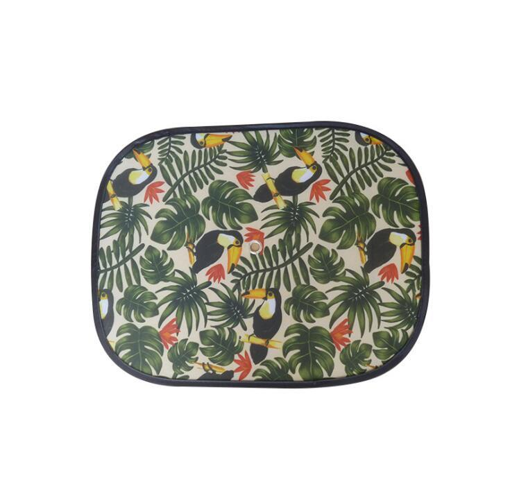 Wholesale Amazon Hot sale Cartoon Side Window Car Sunshade