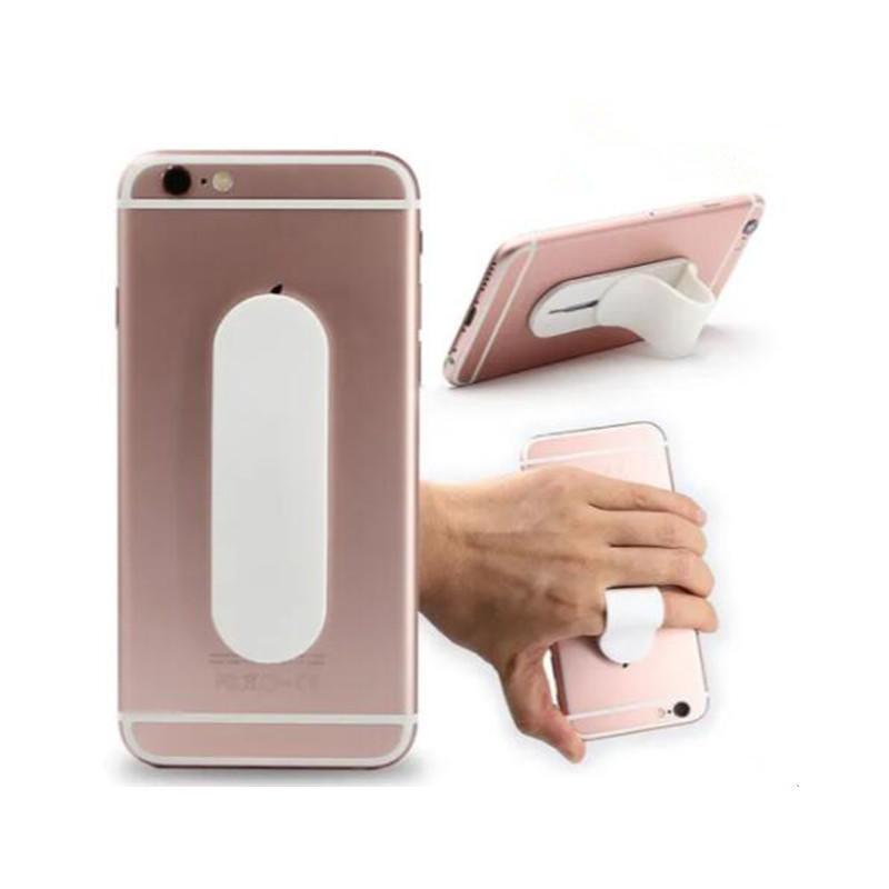 Adjustable Universal Novelty Band Finger Ring Grip Stand Holder for Phone
