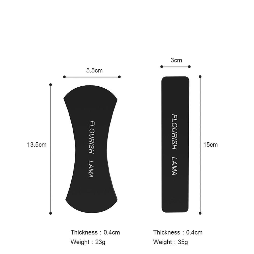 Multi-Function No Trace Washable Sailor Sticker Car Pads Flourish Lama Sticky Gel Pad