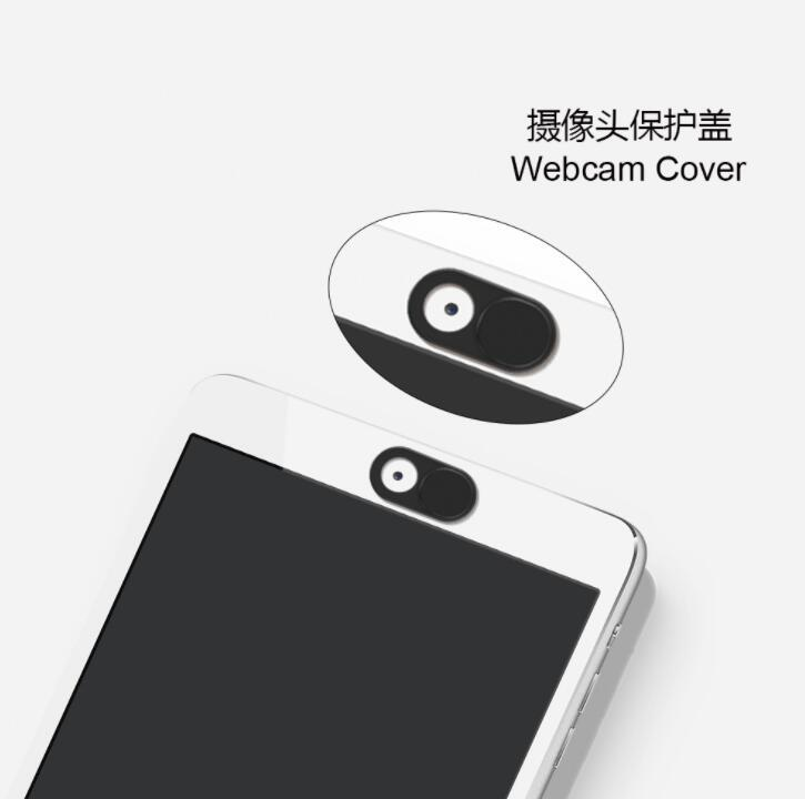 Custom Logo Webcam Cover for Camera to Protect Privacy