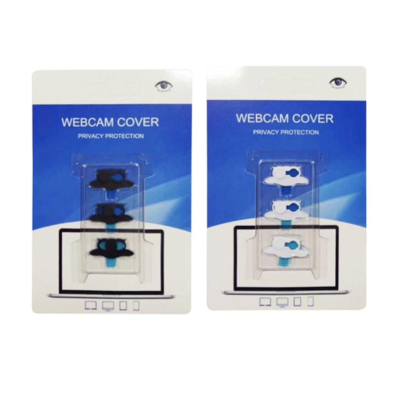 Owl Shape Privacy Slide Laptop Webcam Cover