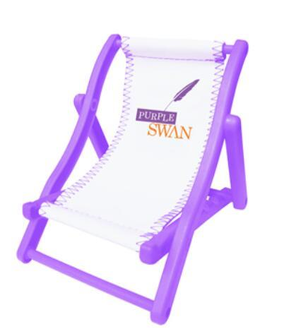 Amazon Hot Style Min Beach Chair Mobile Phone Stand Cell Phone Holder
