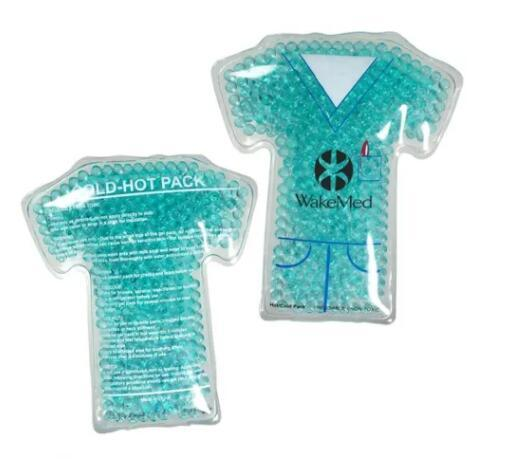 Custom Promotional Hot Cold Gel Beads Packs for healthcare industry