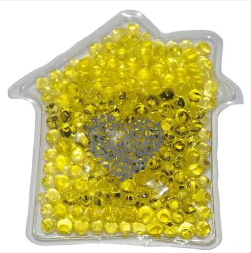Custom Shape Gel Beads Hot & Cold Compress Pack for Promotion