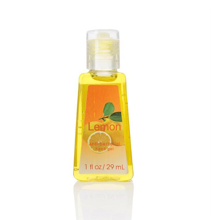 Factory Supply 30ml Pocket Hand Gel Sanitizer for Travel