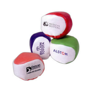 China Manufacturer Customized Football Hacky Sack with Logo
