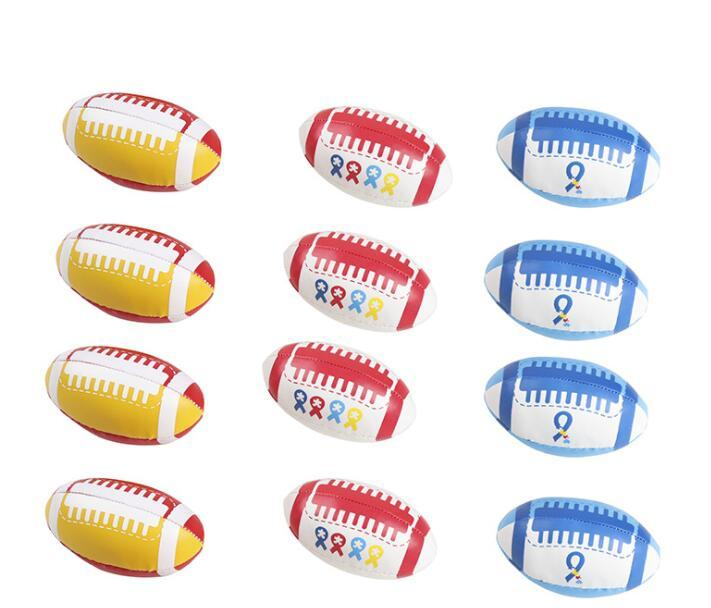 Custom Wholesale Rugby Hacky Sack Footbag Juggling Balls for Sport Promotion