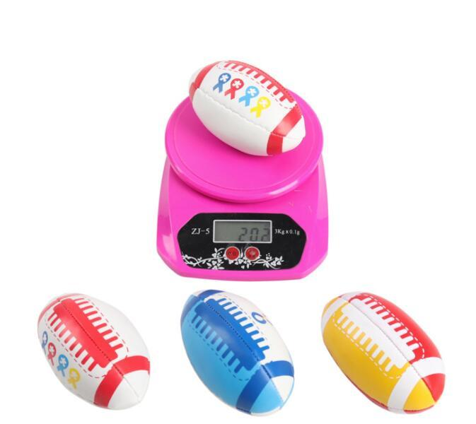 Custom Wholesale Rugby Hacky Sack Footbag Juggling Balls for Sport Promotion
