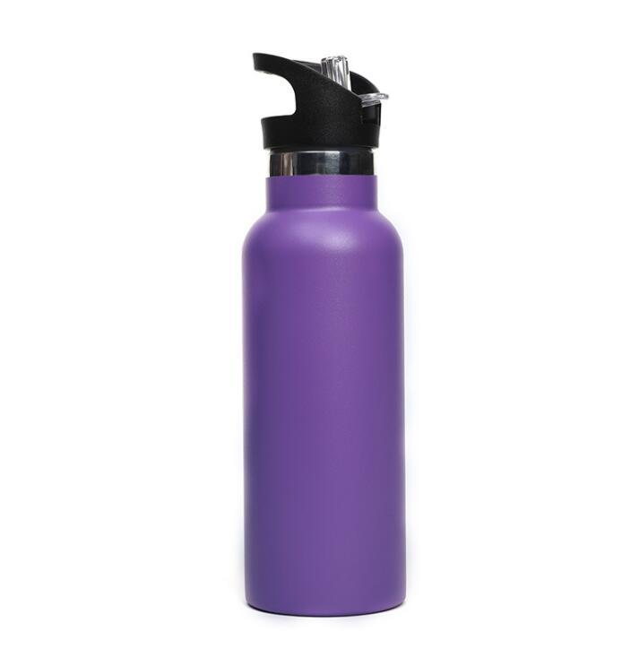 Custom 21oz Promotional vacuum insulated vs double wall