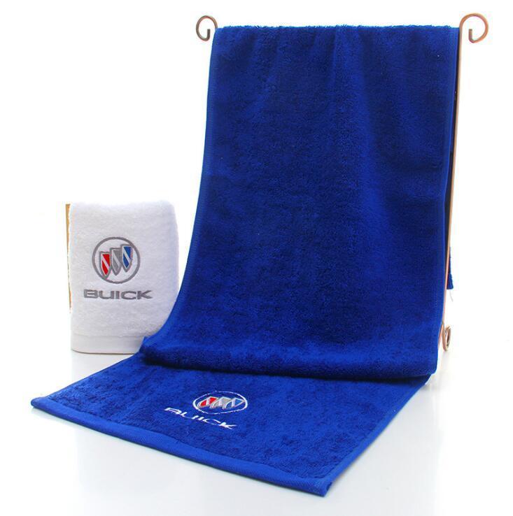 Custom Logo 100% cotton bath towels In Bulk
