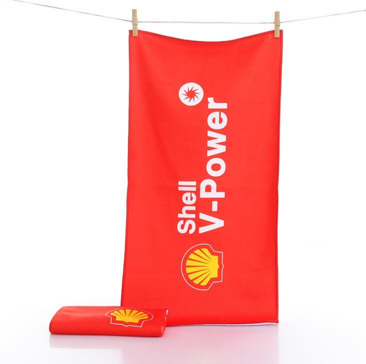 Custom Promotional Sport Towel Microfiber fabric Absorb Sweat Running Towels